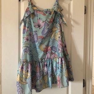 Amanda Uprichard Dresses - Amanda Uprichard 🌴 tropical dress